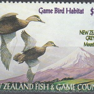 1996 NZ Grey Duck