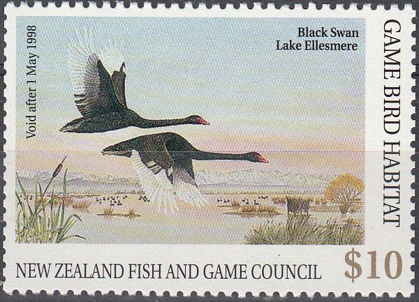 1997 Black Swan