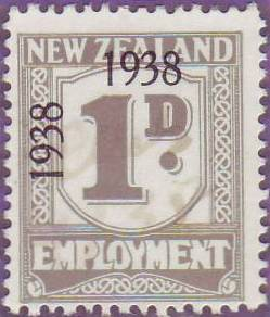 1938 - 39 Employment (2 Sets)