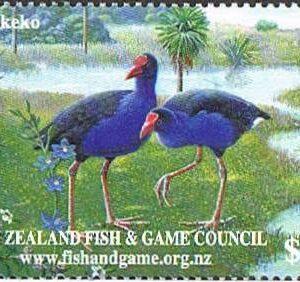 2002 Pukeko