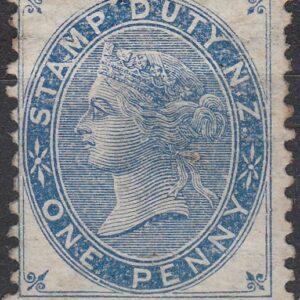 1d Blue