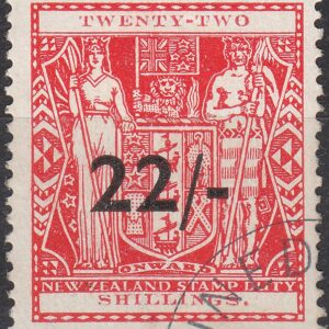 22/- Red