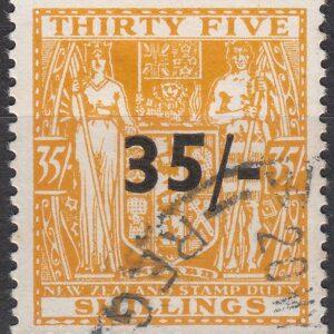 35/- Yellow