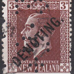 1922 King George V