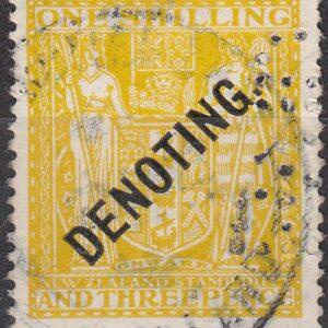 Denoting - 1/3 Lemon Arms
