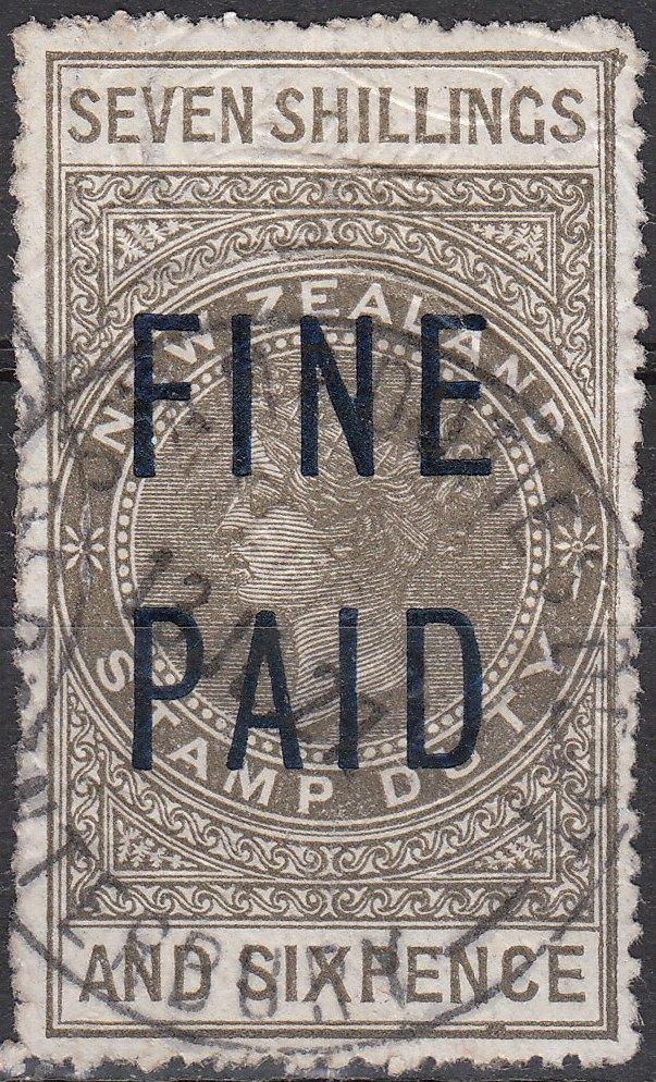 QVLT 7/6 Bronze-Grey (Blue Overprint)
