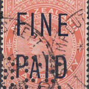 Fine Paid