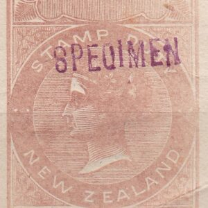 1868 Imperf Die I