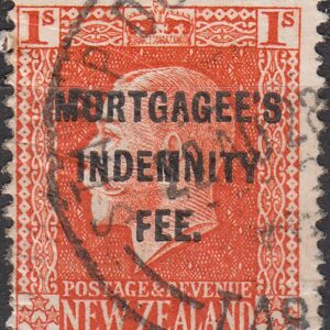 Mortgagee's Indemnity Fee
