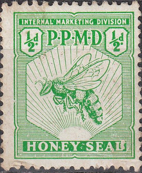 1/2d Green (PPMD)