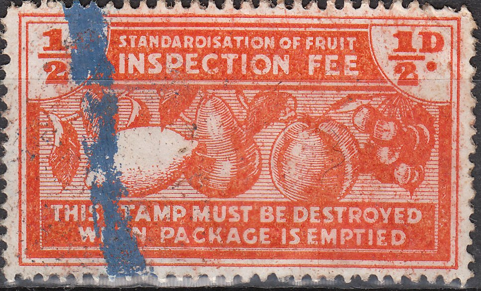 Fruit Inspection Fee
