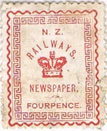 4d Rose Railways Newspaper