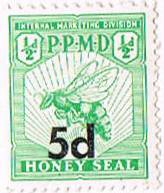5d on 1/2d Green (PPMD)