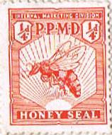 1938 -1953 - Inscribed P.P.M.D