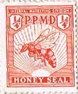1/4d Orange-Red (PPMD)
