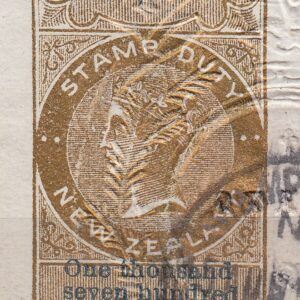 Gold Revenues - QV Longtype Design