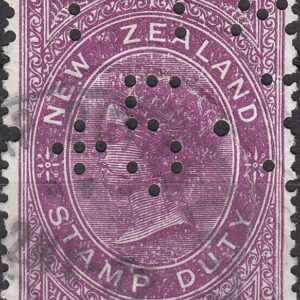 1881 Queen Victoria Longtype Design