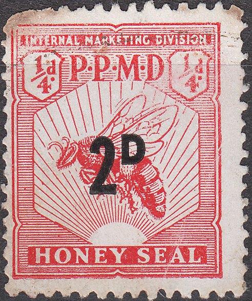 2d on 1/4d Orange-Red (PPMD)