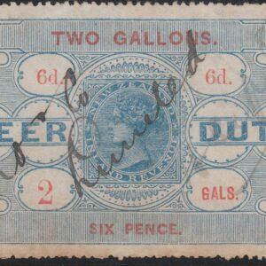 1880 Queen Victoria