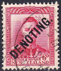 Denoting - 6d Red George VI