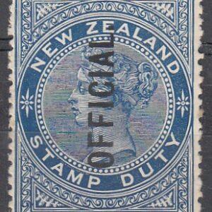1913 Queen Victoria Longtype